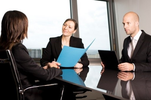 Job interview mistake